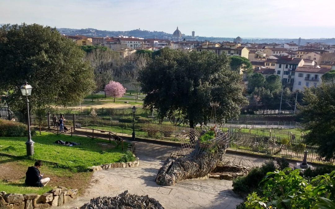 Salire sul Dragone e vedere Firenze