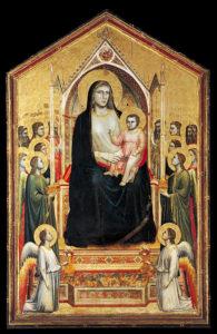 La storia della O Di Giotto